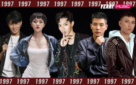 """Điểm danh loạt gương mặt sinh năm 1997 """"gây bão"""" làng nhạc Việt"""