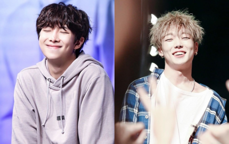 Những nam idol có má lúm đồng tiền: RM duyên dáng đến lạ nhưng dễ thương nhất lại là Bobby