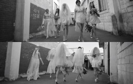 Teaser MV 'ME&YOU': Fan 'nổi da gà' khi EXID hóa thân thành những cô dâu xinh đẹp và lạnh lùng