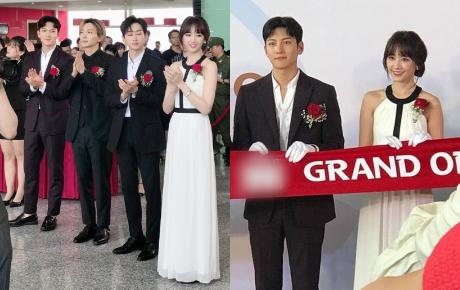 Ji Chang Wook cùng bộ đôi Super Junior bảnh bao xuất hiện ở sự kiện tại Hà Nội