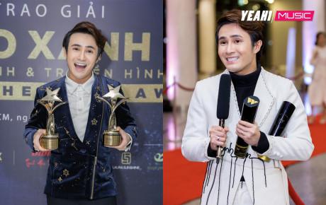 Huỳnh Lập 'chạy đua' nhận giải Ngôi Sao Xanh và WeChoice Awards 2018