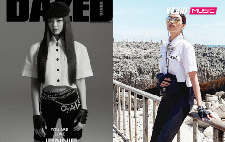 """""""Chanel sống"""" Jennie đụng hàng Lan Khuê khi diện đồ hiệu, ai thần thái hơn ai?"""