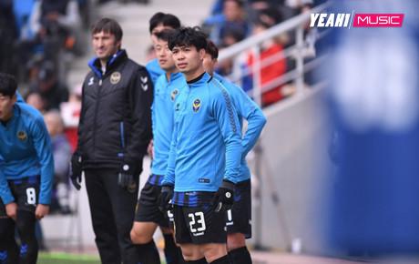 Sau những pha ghi bàn đẹp mắt cho Incheon United, bất ngờ Công Phượng bị HLV thẳng thắn phê bình