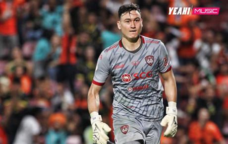 """Lâm """"tây"""" được khen """"giữ sạch lưới"""" cho Muangthong United sau chuỗi ngày âm u của đội bóng này"""