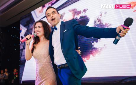 """Sau đêm đám cưới viên mãn, Võ Hạ Trâm đăng status tuyên bố: """"Em chính thức là Mrs Chaudhary"""""""