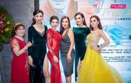 BB Trần, Hải Triều lộng lẫy bên cạnh dàn mỹ nhân chuyển giới showbiz trong dự án mới của Lâm Khánh Chi