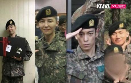 Các thành viên BIGBANG đồng loạt xuất hiện ở sân bay Nhật Bản - Ông hoàng K-pop trở lại liệu có được chào đón như trước sau thời gian nhập ngũ