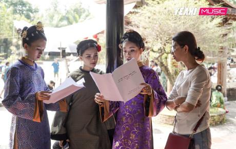 'Bí mật Trường Sanh Cung' hé lộ trailer chính thức khiến khán giả háo hức