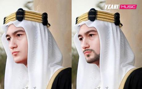 Sẽ như thế nào khi đội tuyển Việt Nam hóa trai đẹp Ả Rập?