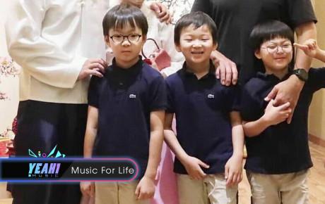 Bộ ba nhí nổi tiếng Daehan Minguk Manse lớn nhanh như thổi