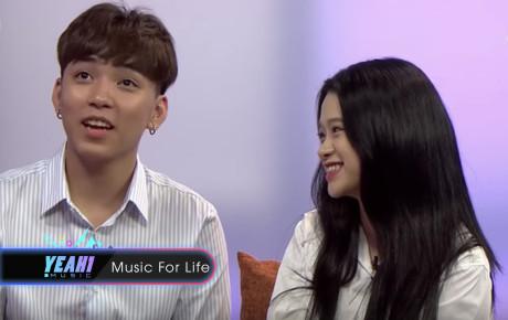 Long Hoàng lên truyền hình chia sẻ muốn trở thành Sơn Tùng M-TP, Linh Ka tiết lộ không sợ anti-fan