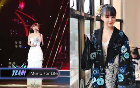 Yến Tatoo cực xinh đẹp hóa thân kỹ nữ hát Duyên Mình Lỡ