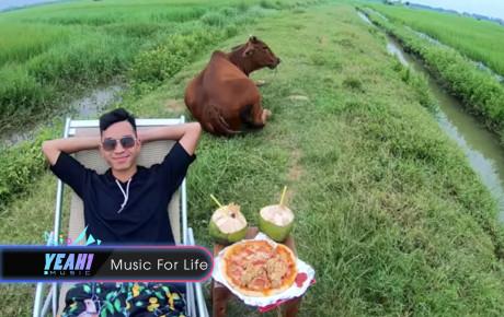Trải nghiệm một buổi đi chăn bò phong cách Rich Kid hút 2 triệu view trên YouTube